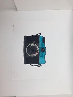 """Diana Mini"" Print by Jen Meyer"
