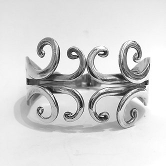 Vintage Fork Bracelet by John Marchello