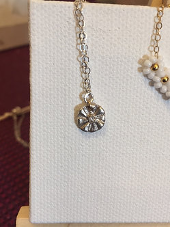 North Star Necklace by Petite Sunflower Shop
