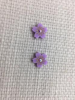 Cherry Blossom Earrings by Splendid Colors