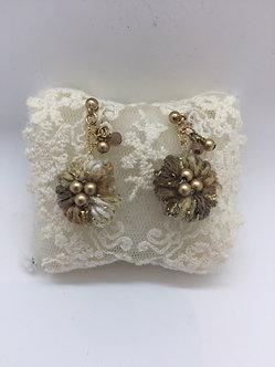 Earrings by Petite Sunflower Shop