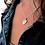 Thumbnail: Little Koala Hug Heart Necklace by Mark Poulin