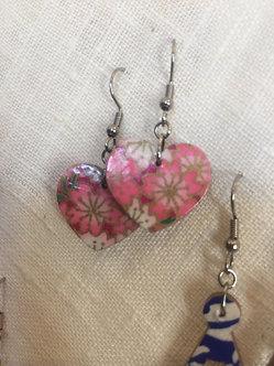 Small Earrings by Chibi Jay