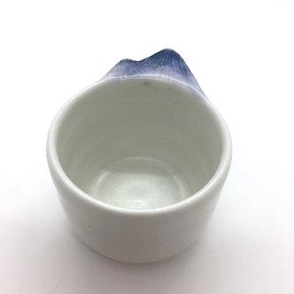 Espresso Cup Blue by Haizii