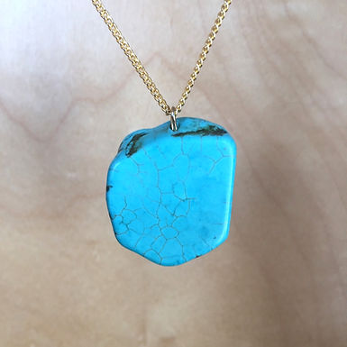 Tango Nugget Necklace by Desert Moon Designs
