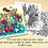 "Thumbnail: ""Everything Will Be All Right"" Coloring Book by Heidi Black"