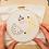 Thumbnail: Cute Fruit Beginners Embroidery Kit by Jenny Lemons