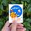 Thumbnail: Meow! Tom Cat Pin by Harumo Bakery