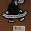 Thumbnail: Sassy Sasquatch Enamel Pin by Band of Weirdos