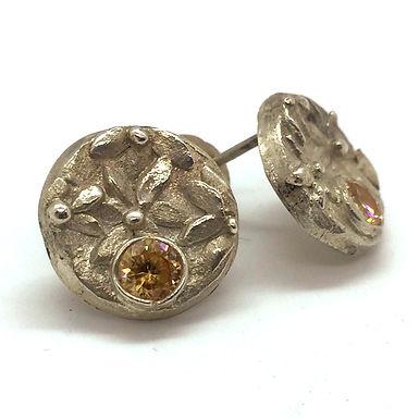 Margaret Earrings by Petite Sunflower Shop