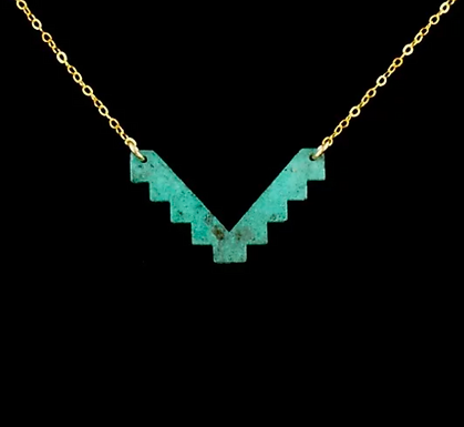 Mogollon Necklace by Modern Artifacts