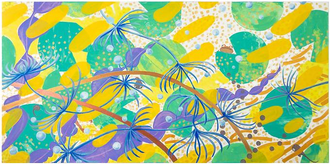 Nursery Print by Harumo Sato