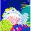 Thumbnail: Meditation Screen Print (edition 11/15) by Harumo Sato