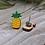 Thumbnail: Pineapple Earrings by Unpossible Cuts