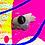 Thumbnail: Hot Springs Baby Monkey Pin by Harumo Bakery