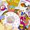 Thumbnail: Grandma Cooking Print by Harumo Sato