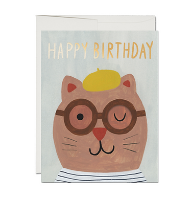 Lots of Cats Card by Red Cap Cards