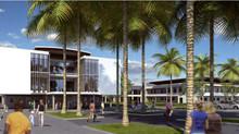 DOM TOM : Reconstruction du CH de l'Ouest Guyanais