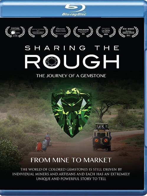"""Sharing the Rough"" Blu-ray Disc"