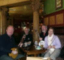 Irish band