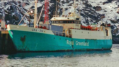 M/tr Chr. Høj (Suðurvarði)