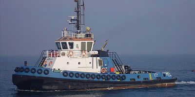 Twin screw tug boat for sale