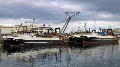'Kuba-trolarir' (Sister vessels)