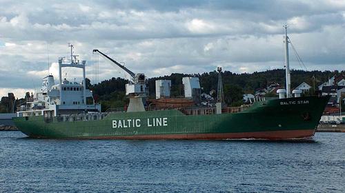 M/v Baltic Star