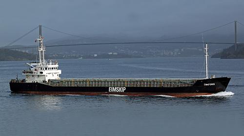 MV Irafoss