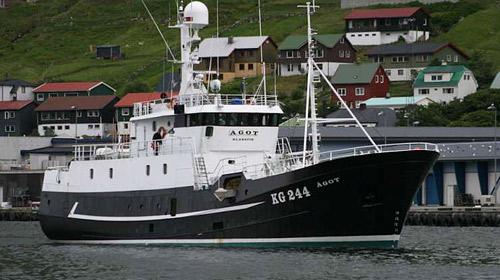 F/v Ågot (ex. Urvaag)