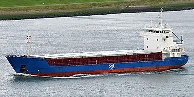 Singldecker cargo ship for sale