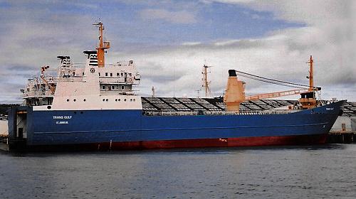 MV Trans Gulf