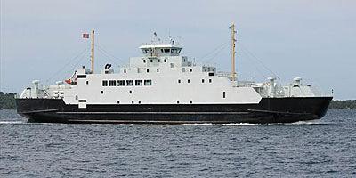 Double endec car ferry for sale