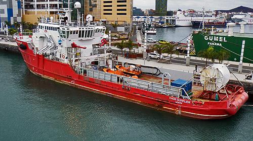 MV Thor Supplier