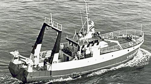 M/tr Sunnubjørg (ex. Fram)