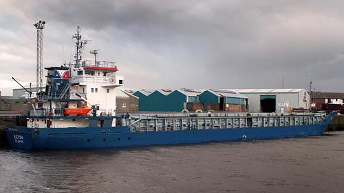 MV Vitin (ex. Black Sea)