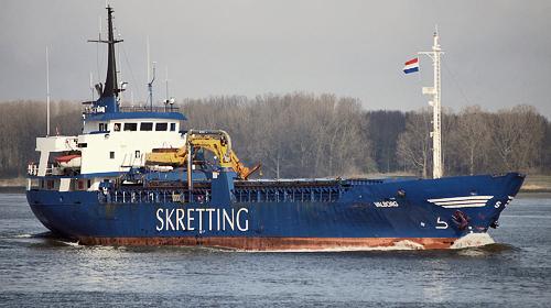 MV Vestborg (ex. Valborg)