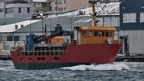 MV Tjørnunes