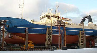 Sten trawler for sale
