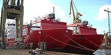 Mpp arctic cargo vessel for sale