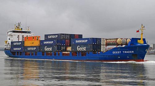 MV Geest Trader