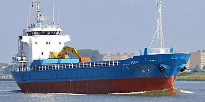 MV Hav Nordic (ex. Haukur)