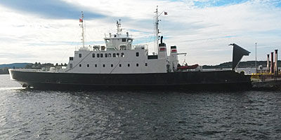 doubleended ferry for sale