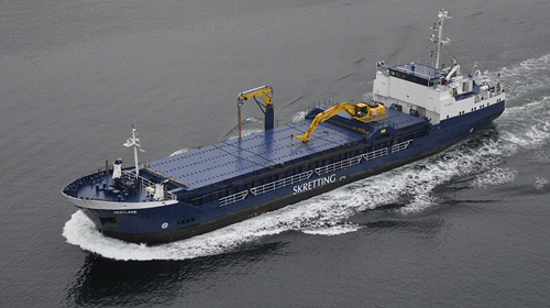 MV Vestland (ex. Kevin S)