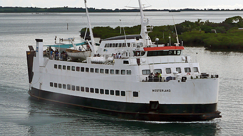 MV Westland