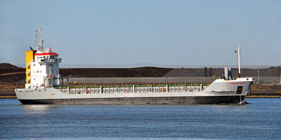MV Hav Atlantic (ex. Lehmann Belt)