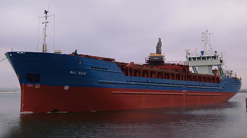 MV Bal Bulk (ex. Fjordbulk)