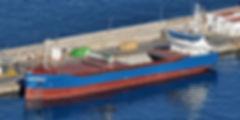 Caro vessel for sale