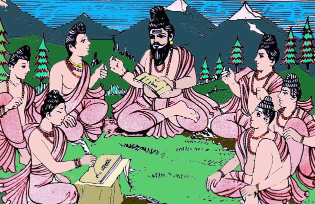 Ayurveda Guru Sishya Parampara