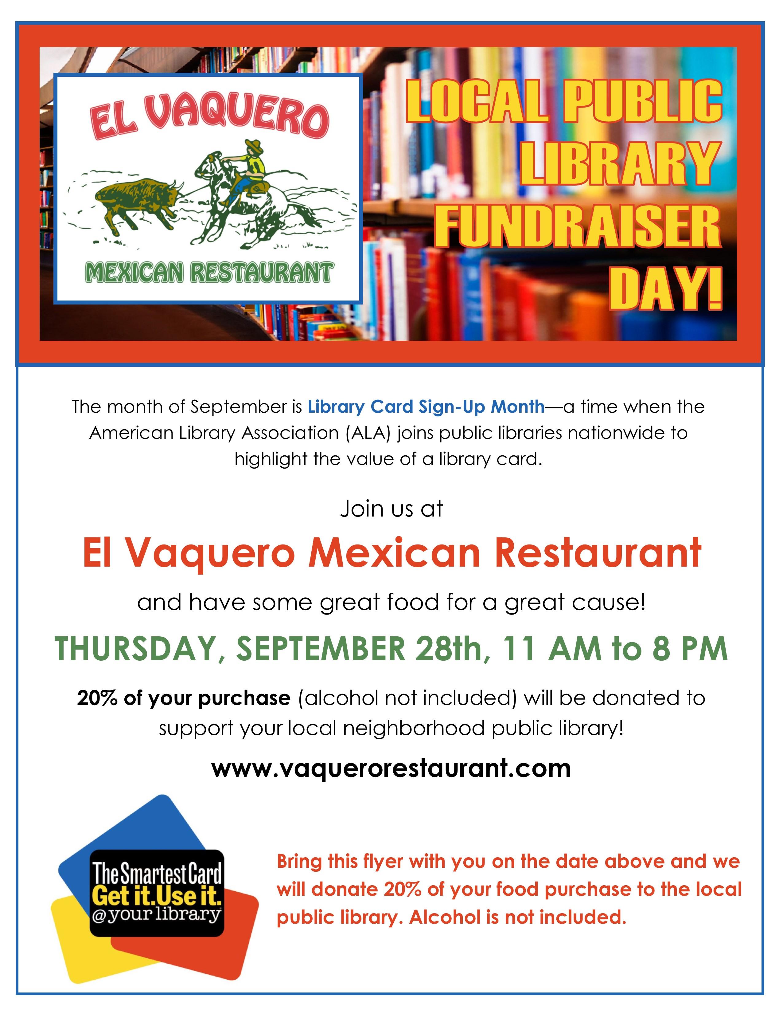 El Vaquero Best Mexican Restaurant